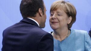 Sondaż w Niemczech: większy problem  dla Berlina to USA, a nie Rosja