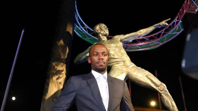 """Bolt doczekał się pomnika. """"Tutaj wszystko się zaczęło"""""""