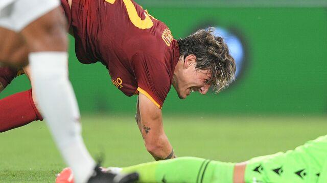 """Piłkarz Romy popłakał się po golu. """"Myślałem o całej mojej karierze"""""""
