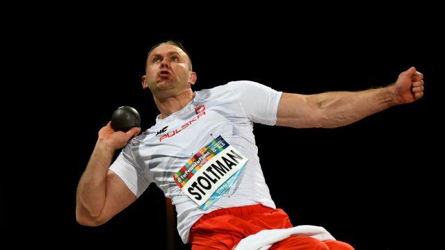 Kolejny polski medal w Tokio. Stoltman wywalczył brąz w pchnięciu kulą