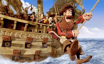 "Zwiastun filmu ""Piraci!"""