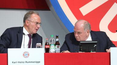 Rummenigge na kolejne lata w Bayernie. Podpisał nowy kontrakt