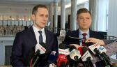 """""""Zachowanie premiera Morawieckiego to jest czysta ucieczka od problemu"""""""