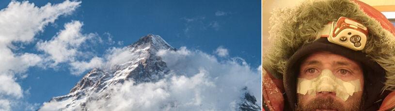 Bask się poddał, K2 wciąż niezdobyte zimą. Znów spróbują Polacy