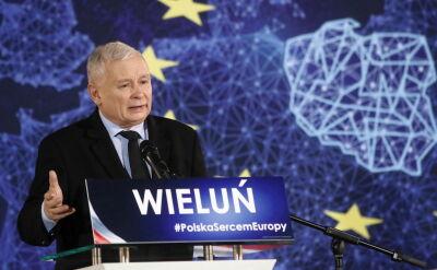 Kaczyński: potrzebujemy licznej reprezentacji w UE