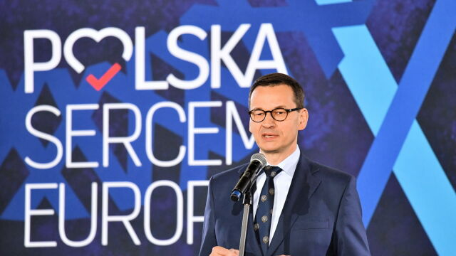 Morawiecki: wybory do PE to pierwsza połowa meczu