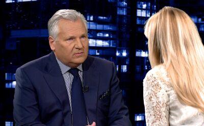 Kwaśniewski: od wielu, wielu lat zagłosuję na kogoś z radością