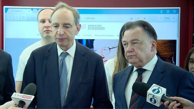 Władysław Teofil Bartoszewsk zarekomendowany z okręgu warszawskiego