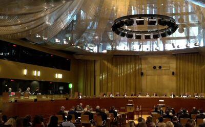 TSUE zajął się pytaniami Sądu Najwyższego dotyczącymi nowej KRS