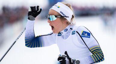 Nilsson wygrała ostatni bieg sezonu. Czas na hamburgery