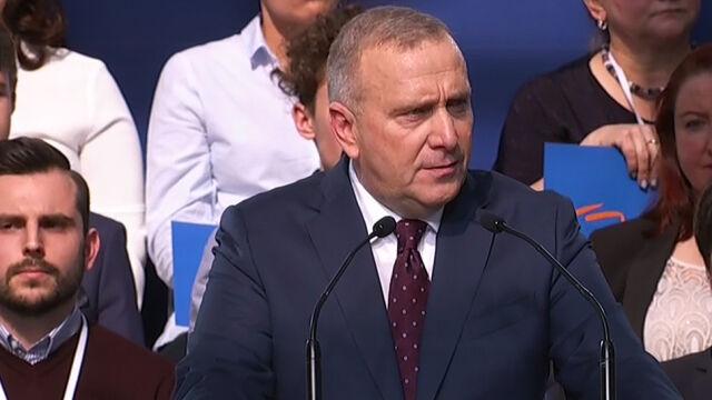 Schetyna: panowie z PiS wbijcie to sobie do głowy, tu jest Polska a nie Rosja