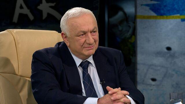 """Aryeh Golan był gościem """"Tak jest"""""""
