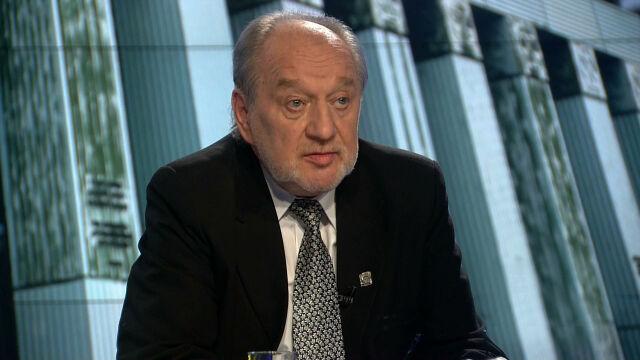 Iwulski: odmówiłbym, gdyby prezydent poprosił mnie o przejęcie obowiązków pierwszego prezesa