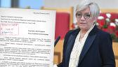 Sędziowie Trybunału Konstytucyjnego napisali list do prezes Julii Przyłębskiej