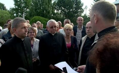 Lemański: Bardzo się cieszę, od dawna prosiliśmy o tę wizytę