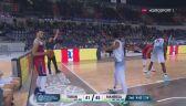 Wsad rodem z NBA w meczu z Twardymi Piernikami Toruń