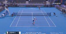 Skrót meczu: Fabio Fognini - John Isner