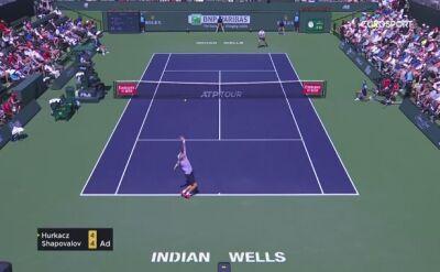 Kolejny wielki sukces Hurkacza. Teraz Federer