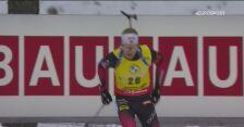 Johannes Thingnes Boe zajął 2. miejsce w biegu na 20 km w Kontiolahti