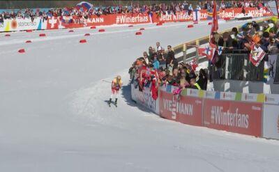 Sundby mistrzem świata na 15 km klasykiem
