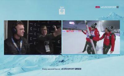 Szalona radość komentatorów Eurosportu. Kubacki świętuje tytuł