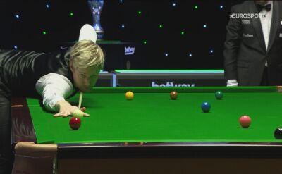 Neil Robertson pokonał Hanga Li w 2. rundzie UK Championship