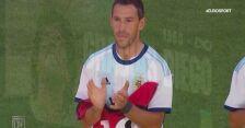 Boca Juniors oddało hołd Diego Maradonie. Córka na La Bombonerze