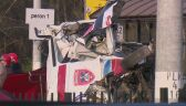 Ambulance hit by a train in western Poland. Two people dead