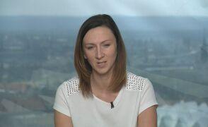 Monika Pyrek o wypadku Kiry Gruenberg