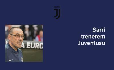 Nowy trener Juventusu, gierki Pogby. Karuzela transferowa z 16 czerwca