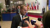 Tusk: wszystko jest jeszcze otwarte ws. nowego szefa KE