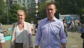 Aleksiej Nawalny głosował w wyborach do Moskiewskiej Dumy Miejskiej