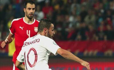 Portugalia wygrała z Serbią