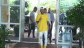 Neymar cały i zdrowy na zgrupowaniu kadry