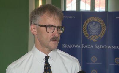Leszek Mazur o postępowaniu dyscyplinarnym wobec Łukasza Piebiaka