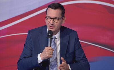 Morawiecki: to my jesteśmy obrońcami konstytucji