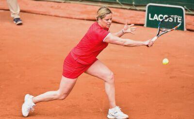 Kim Clijsters chce wrócić na kort