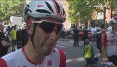 Roger Kluge po 11. etapie Tour de France