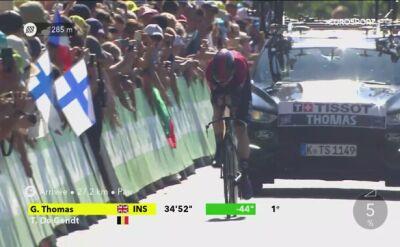 Alaphilippe najszybszy na 13. etapie Tour de France