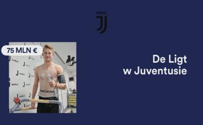 De Ligt w Juventusie, Pietrzak w Belgii. Karuzela transferowa z 18 lipca