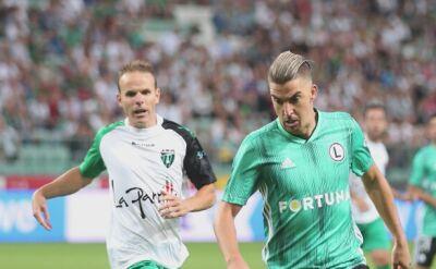 Legia pokonała w Warszawie Europę FC