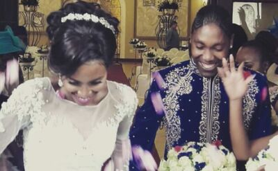 Caster Semenya po ślubie