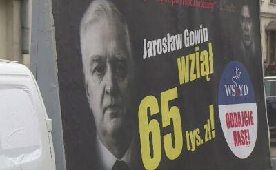 """""""Konwój wstydu"""" rusza w Polskę. Na billbordach nagrody dla ministrów"""