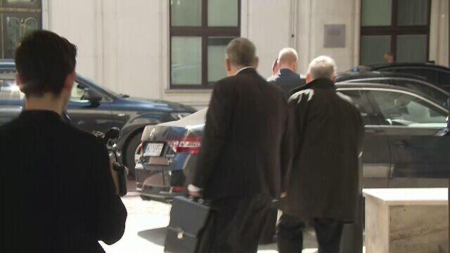 Kaczyński po spotkaniu w Sejmie