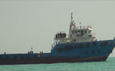 Iran przejął kolejny tankowiec. Pokazali nagranie