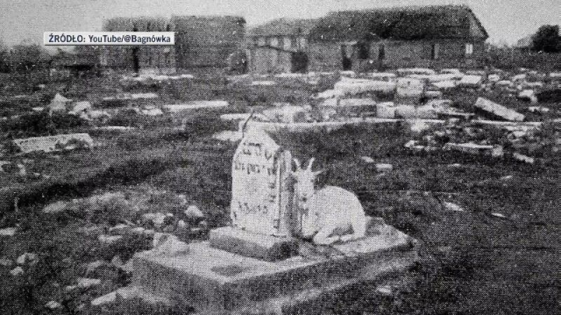 Architekt Michał Bałasz ponad 60 lat temu zdecydował o zasypaniu cmentarza żydowskiego, który znajduje się na terenie Parku Centralnego