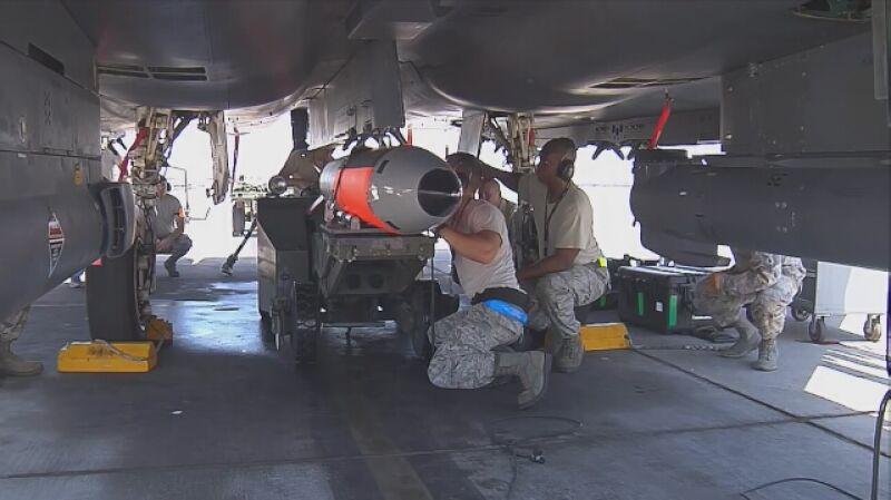 Test bomby termojądrowej B61