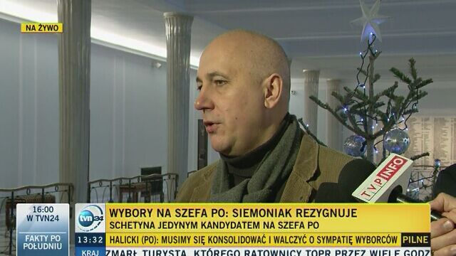 """""""Wszystko można o Grzegorzu Schetynie powiedzieć ale nie to, że jest charyzmatycznym liderem"""""""
