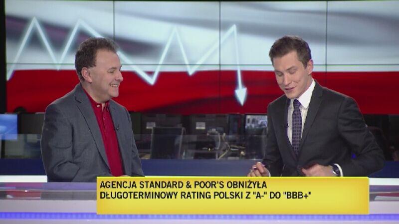 Prof. Witold Orłowski o decyzji Standard & Poor's