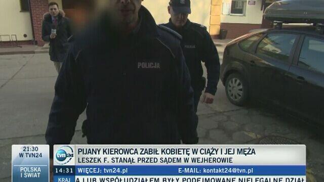 Za tydzień wyrok w procesie Leszka F.